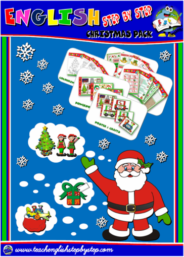 CHRISTMAS ESL RESOURCES - WORKSHEETS