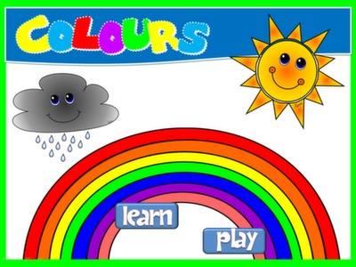 #COLOURS - PPT PRESENTATION + GAME