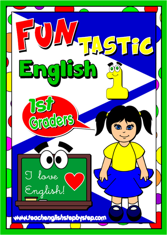 Funtastic English 1 - ESL teaching resources for 1st Graders