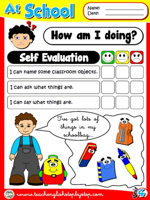 At School - Self Evaluation