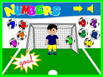NUMBERS - PPT GAME - PLAYING SPOT#