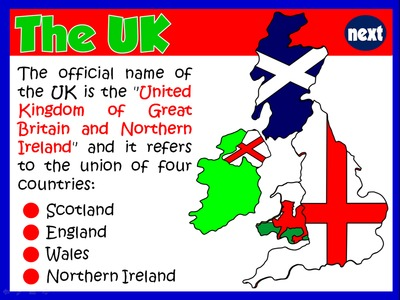 The United Kingdom - PPT Presentation (33 slides)