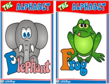 ALPHABET FLASHCARDS#