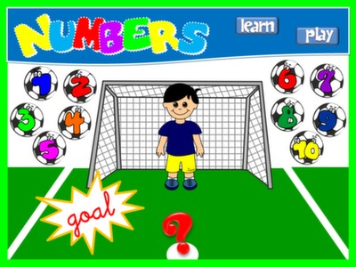 NUMBERS - PPT PRESENTATION + GAME#