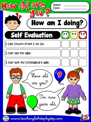 Numbers & Age - Self Evaluation