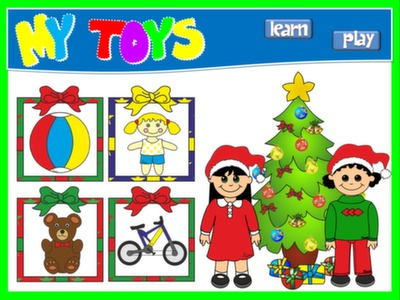 #TOYS - PPT PRESENTATION + GAME