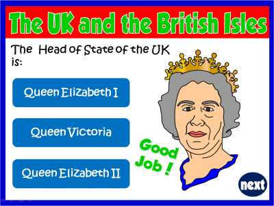 The United Kingdom - PPT Game (24 questions)