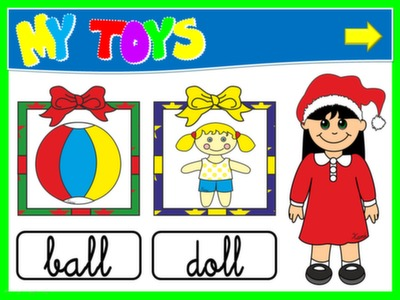 #TOYS - PPT PRESENTATION - LEARNING SPOT