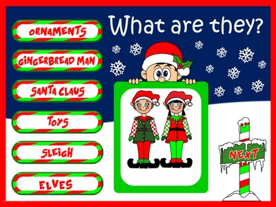 CHRISTMAS  PPT GAME (PLAYING SPOT)