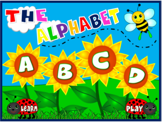 ALPHABET PPT GAME