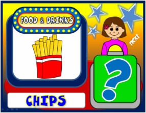 FOOD AND DRINKS PPT GAME #