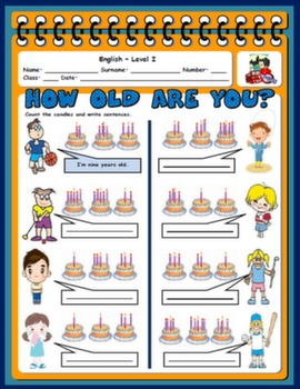 #AGE WORKSHEET