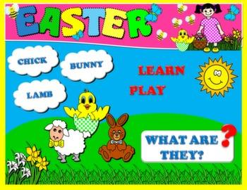 #EASTER PPT GAME + PRESENTATION
