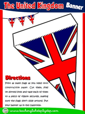 The United Kingdom - Banner