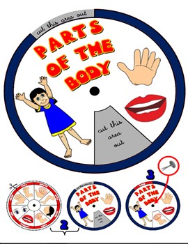 #PARTS OF THE BODY WHEEL