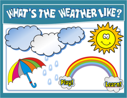 THE WEATHER PPT GAME + PRESENTATION
