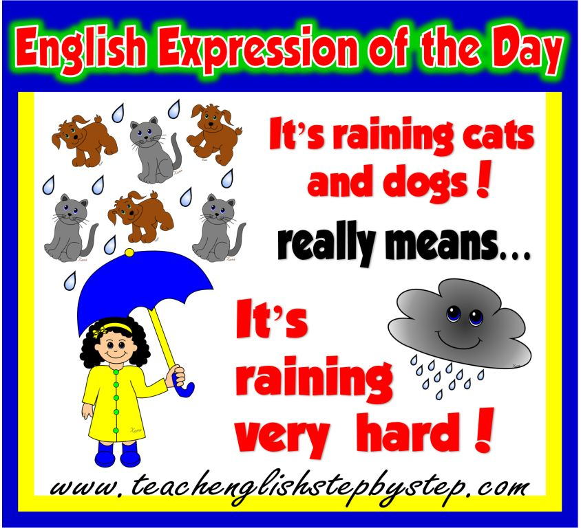 Idiomatic Expressions Teach English Step By Step