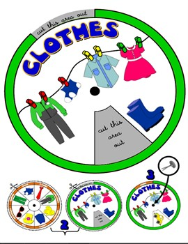 #CLOTHES WHEEL