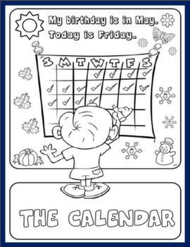 THE CALENDAR - UNIT COVER#
