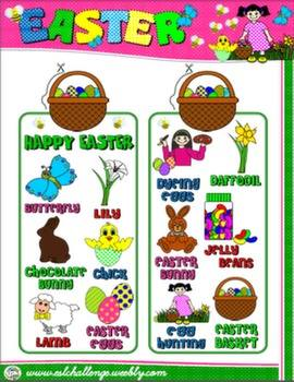 #EASTER BOOKMARK