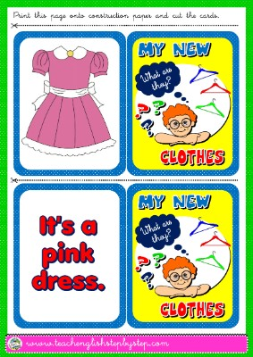 #CLOTHES MEMORY GAME